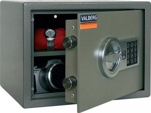 Сейф мебельный VALBERG ASM - 25 EL купить на выгодных условиях в Иркутске