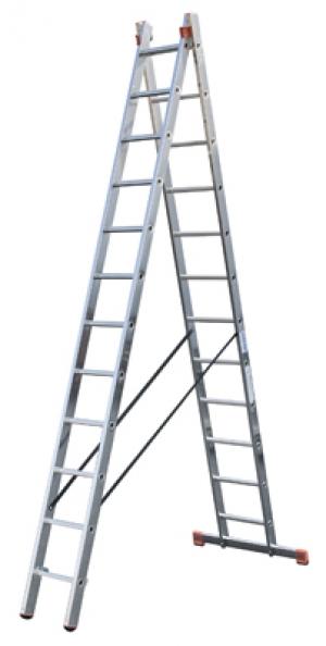 Лестница Dubilo 2x12 купить на выгодных условиях в Иркутске