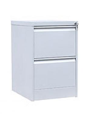 Шкаф металлический картотечный ШК-2 (2 замка) купить на выгодных условиях в Иркутске