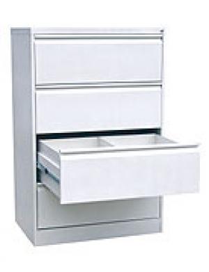 Шкаф металлический картотечный ШК-4-2 купить на выгодных условиях в Иркутске