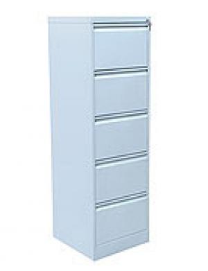 Шкаф металлический картотечный ШК-5 купить на выгодных условиях в Иркутске