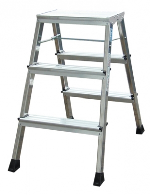 Лестница стремянка складная подставка Rolly 3 ступени